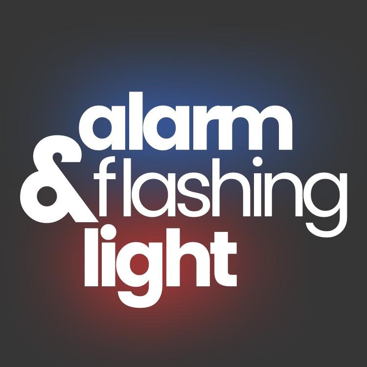 Alarm & Flashing Light