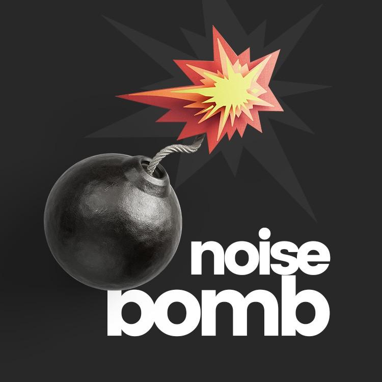 Noise Bomb - The Amazing Annoyatron