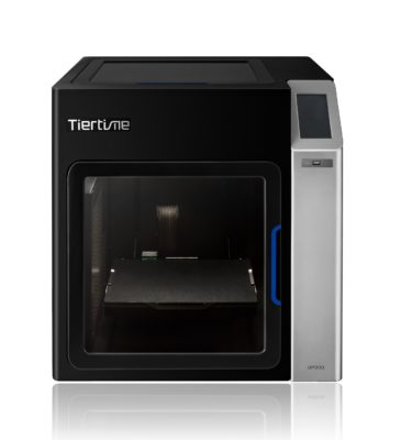 Tiertime UP300 professional desktop 3D printer.