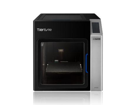 Tiertime UP300 professional desktop 3D printer.