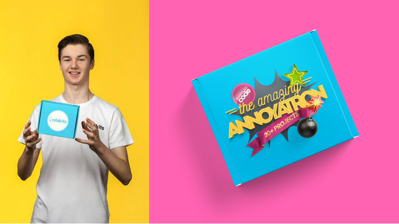 Amazing Annoyatron – Finalist 2018 USA Toy & Game Innovation Awards