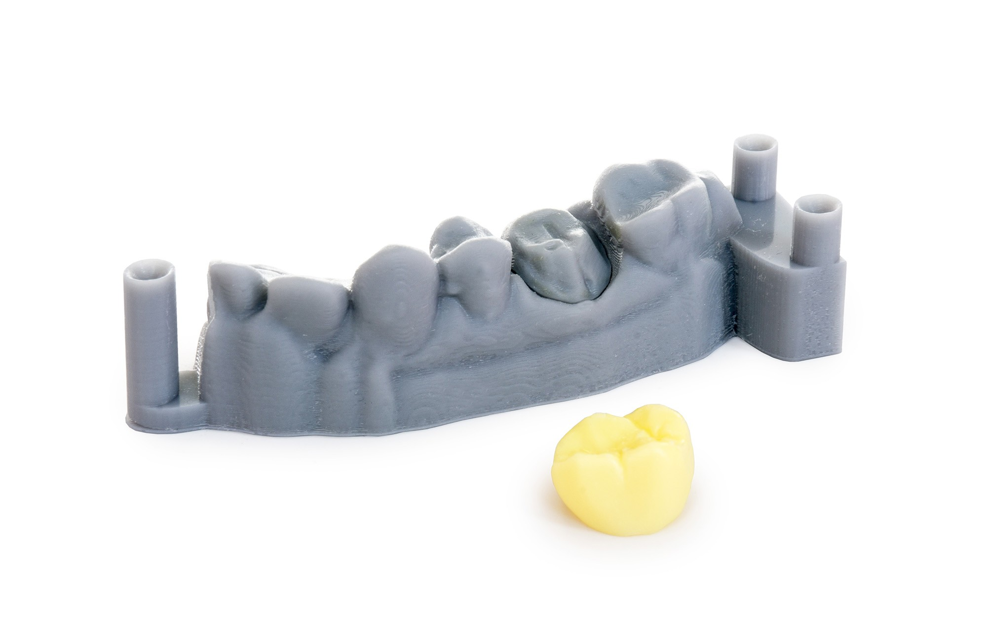 Dental applications for the MoonRay 3D printer